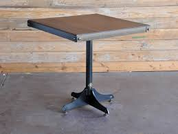 dining table vintage industrial furniture