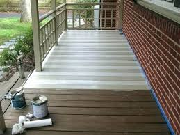 pool deck paint color ideas painting your and then this porch
