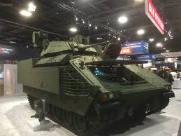 future military vehicles rebuilding the m2 bradley same a4 turret but most is new
