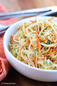 Noodle Salad Recipes Gluten Free Asian Noodle Salad Feelgoodfoodie