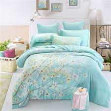 best bed sheets for summer 2017 new colorful flowers bedding set queen size soft cellulose