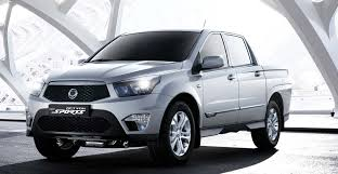 ssangyong korando sports ssangyong company history current models interesting facts