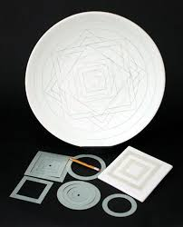 image detail for templates for ceramic bisque stamping rubber stamp tapestry