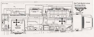 motorhome floor plans kitchen rv floor plans class keystone travel trailers lance no