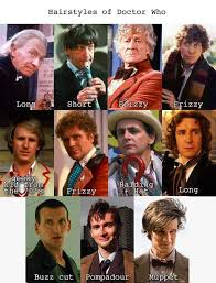 doctor who hairstyles hairstyles of doctor who rebrn com