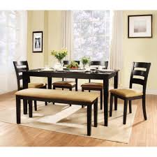 kitchen round glass dining table set for 4 round kitchen table