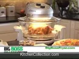 big boss 1300 watt oil less fryer healthy meals without added