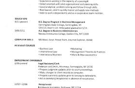 resume lovely resume for college students with no experience