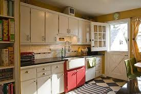 Cape Cod Interior Paint Colors Amy Stacy U0027s Cheery Cape Cod Kitchen Hooked On Houses