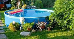 Ideas For A Small Backyard Backyard Pool Ideas Pool Ideas At Small Backyard 7 Backyard Pool