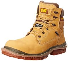 amazon com caterpillar men u0027s fabricate 6 inch waterproof comp