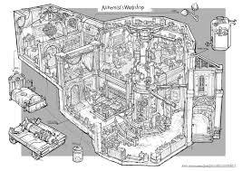 feng zhu design adventure game room designs fzd term 2 concept