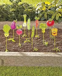 garden markers set of 10 vegetable garden markers garden outdoor
