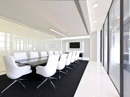Black Meeting Table Office Extraordinary High End Office Furniture With Black