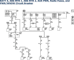 2006 chevy impala wiring diagram for stereo wiring diagram