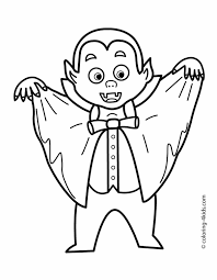 Printable Scary Halloween Coloring Pages by For Kids Printable Free Halloween Halloween Bat Coloring Pages Bat