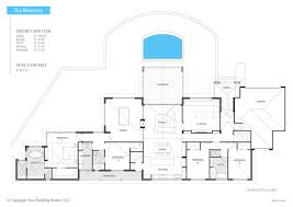 the monterey single storey design with feature fireplace house