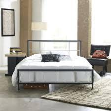 metal platform bed frame king medium size of mattress frame metal