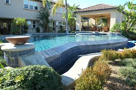 Backyard Pools And Spas by Infinity Pools And Spas U2013 Sunset Outdoor Creations