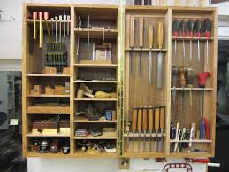 Tool Cabinet Wood David Barron Furniture Tool Cabinet Completed