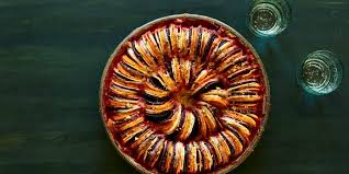 root vegetable ring healthy casserole recipe