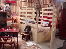 Barn Bunk Bed Barn Wood Bed Cowboy Bunk Bed Dallas Tx Bunk