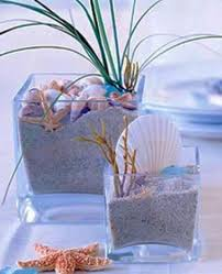 Seashell Centerpieces For Weddings by 145 Best Sea Shells U0026 Sand In Vases Images On Pinterest Shells