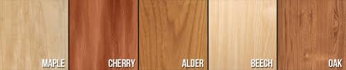 types of wood cabinets kitchen cabinet wood species wood types for cabinets los angeles