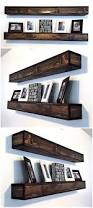 Basic Wood Shelf Designs by Best 25 Pallet Shelving Ideas On Pinterest Pallet Shelves