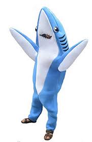 halloween costumes for kids target how to dress like left shark for halloween because all you want to