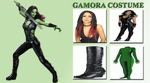 gamora costume gamora costume from guardian of galaxy find your future