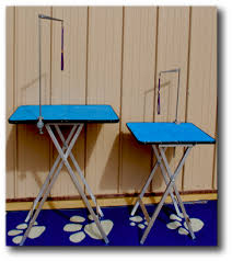 table top grooming table mardel grooming tables ringside tables carts and more