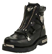 men s motorcycle boots harley davidson men s size 7 brake light black 6 motorcycle boots