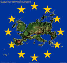 European Union Map The Population Of The European Union Views Of The World
