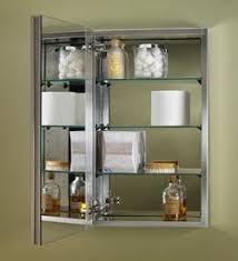 Medicine Cabinets Amazon Com Amazon Com Nutone G1530 Semi Recessed Side Mirror Kit For 6