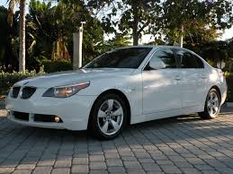 bmw 2006 white 2006 bmw 525i for sale in fort myers fl stock k90046
