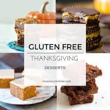 healthy gluten free thanksgiving desserts paleo gluten free eats