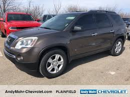 gmc acadia check engine light used 2009 gmc acadia for sale in indianapolis in edmunds