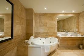 Interior Stone Tiles Travertine Tiles In The Bathroom Designs With Natural Stone Tile