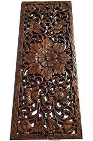 wood carved wall panels large wood wall