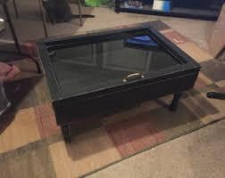 Shadow Box Coffee Table On Sale Wood Window Shadow Box Coffee Table Distressed