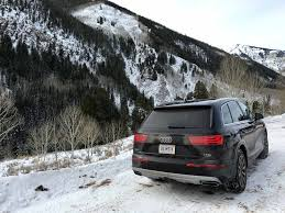 Audi Q7 Off Road - here is what happened at audi u0027s epic holiday event in aspen