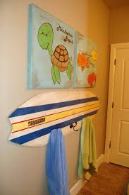 73 best new home bathroom images on pinterest bathroom ideas adorable kids bath but surf board diy instructions would work for tween and teens or cabana