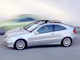 2002 mercedes a class photos and 2002 mercedes c class coupe photos