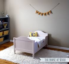 Toddler Bed White Ana White Tatum Toddler Bed Diy Projects