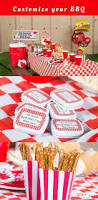 Bbq Party Decorations Red Gingham Party Decorations Best Decoration Ideas For You