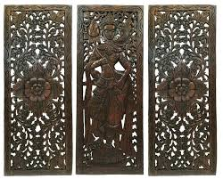 carved wood plank wood wall decor panels carved wood wall crafted in wood