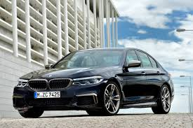 bmw reveals us pricing for 2018 530e and m550i xdrive drivers
