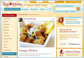 new site for foodies tasty kitchen from pioneer kitchn