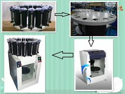 high efficiency integrated multifunctional wall paint machine